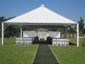 Cobertura Tenda Piramidal - AV7
