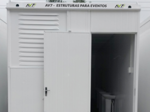 Banheiro Container - AV7