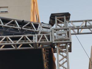 Estruturas em alumínio - AV7